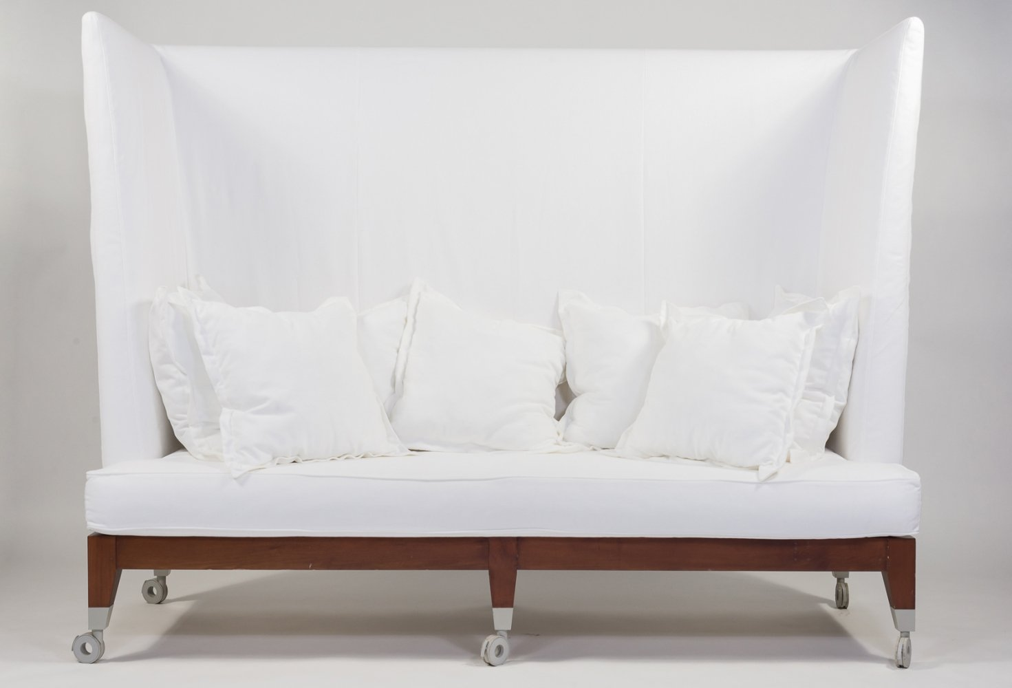Neoz high back sofa by Philippe Starck for Driade, 1990s