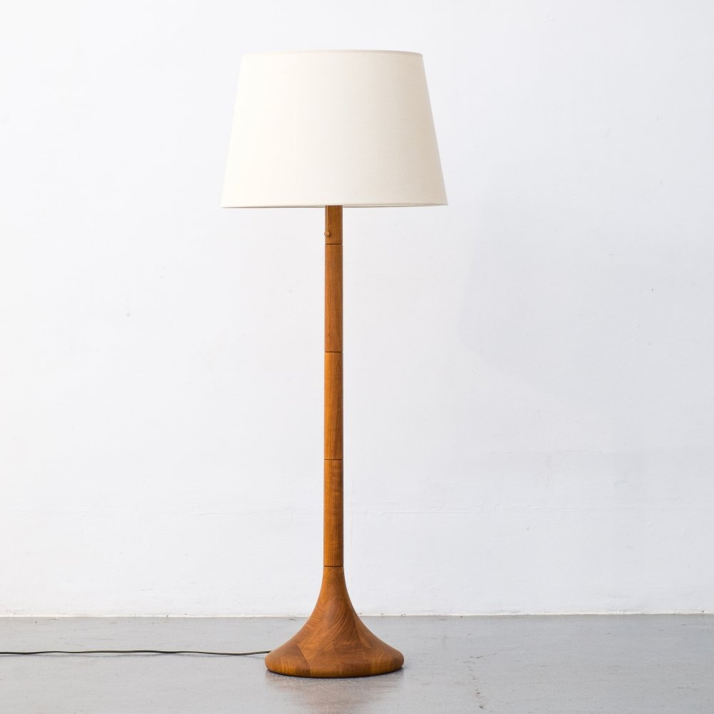 Danish floor lamp by Dyrlund, 1970s