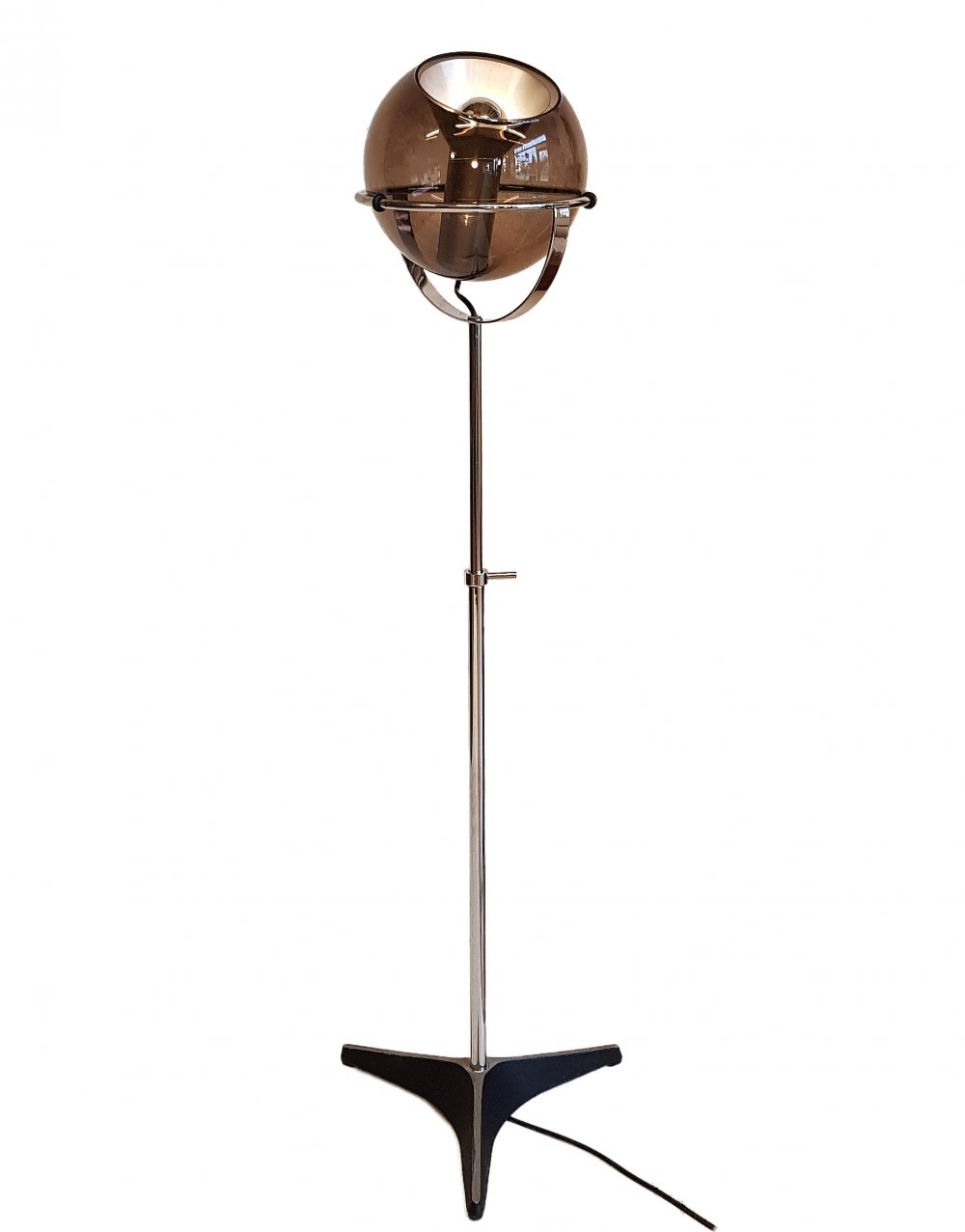 Globe Floor Lamp by Frank Ligtelijn for Raak Amsterdam