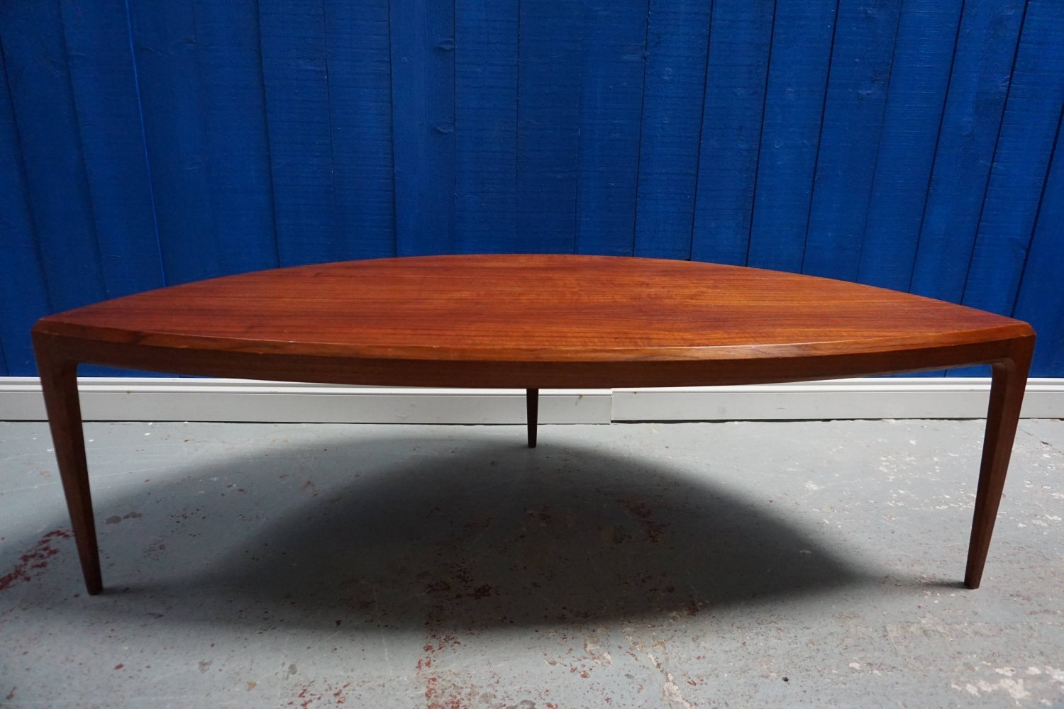 Mid-Century Rosewood Coffee Table by Johannes Andersen for CFC Silkeborg