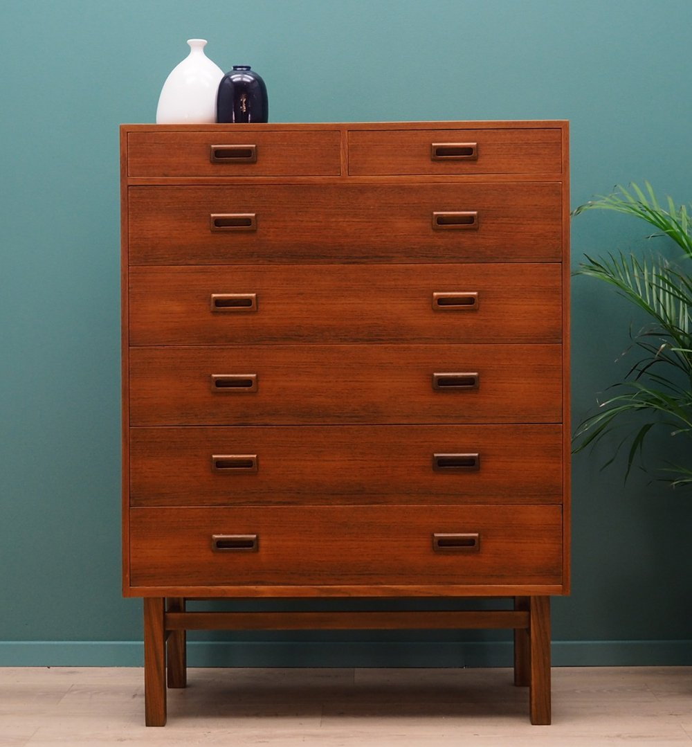 Børge Mogensen chest of drawers, 1970s