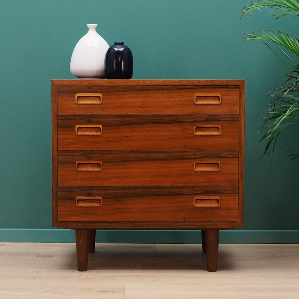 Hundevad & Co chest of drawers, 1970s