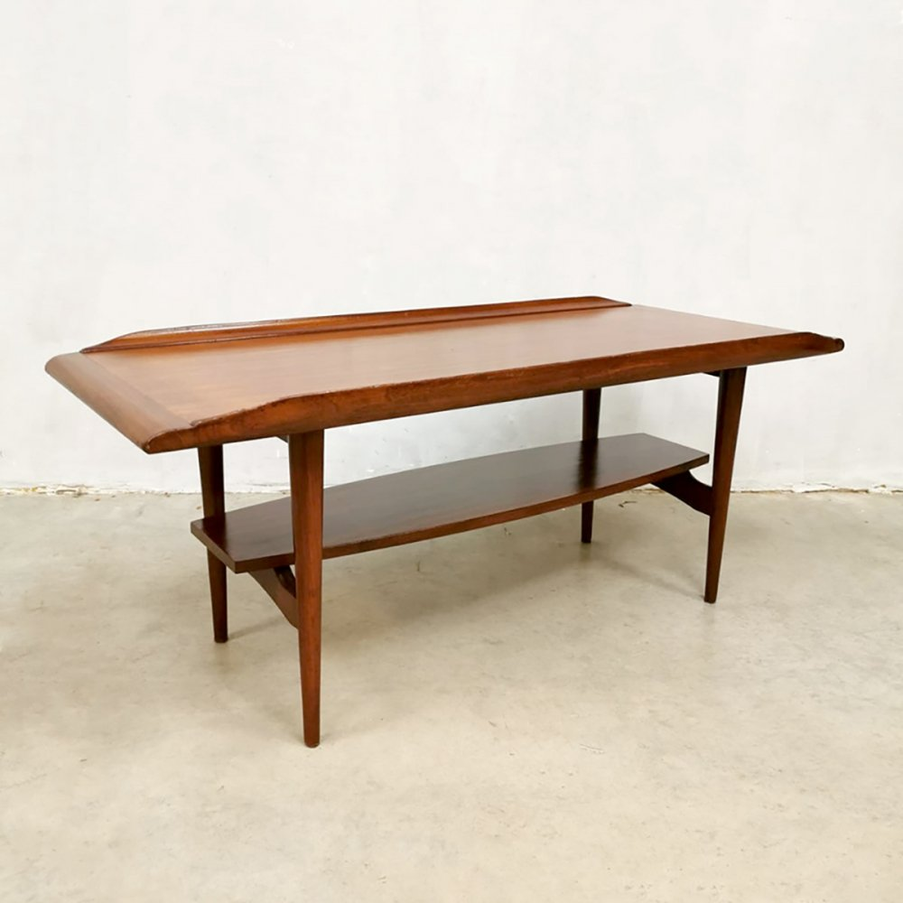 Vintage design coffee table, 1960s