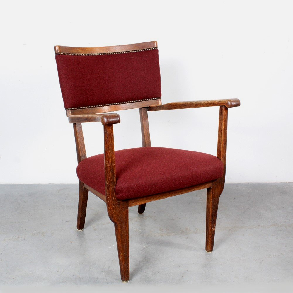 A3-1 arm chair by Mart Stam for Goed Wonen, 1950s