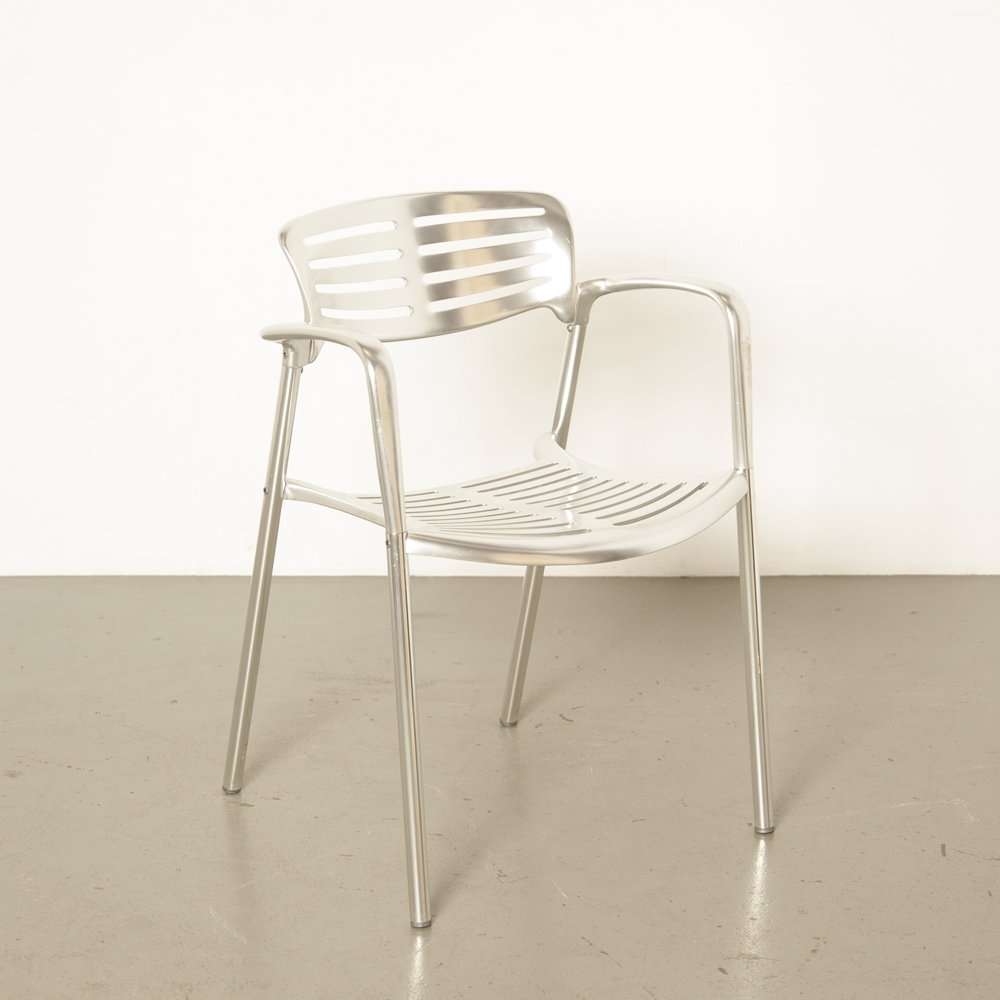 Toledo chair by Jorge Pensi for Amat, 1980s