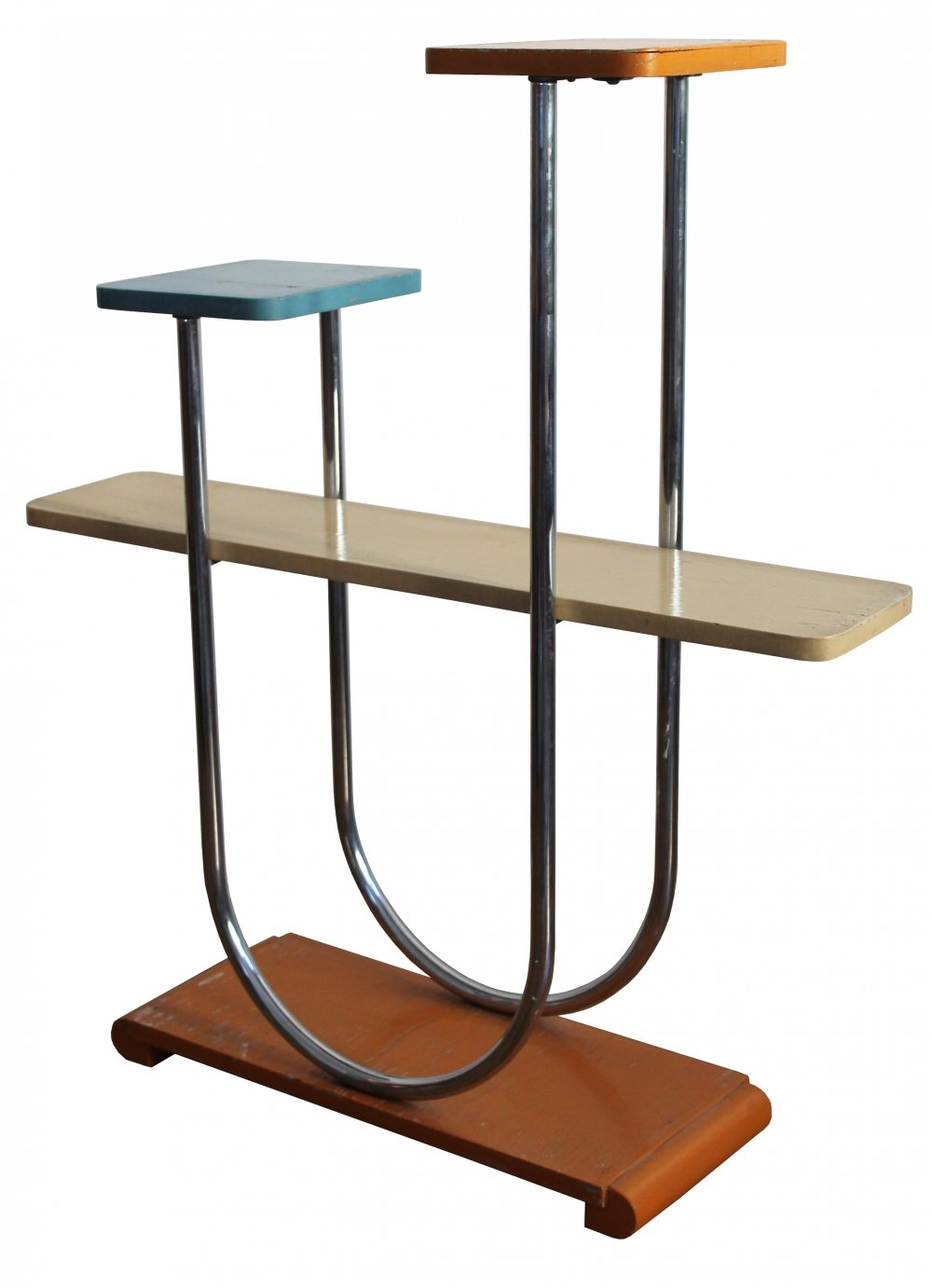 B-4 Modernist Flower Stand by Slezak, 1930