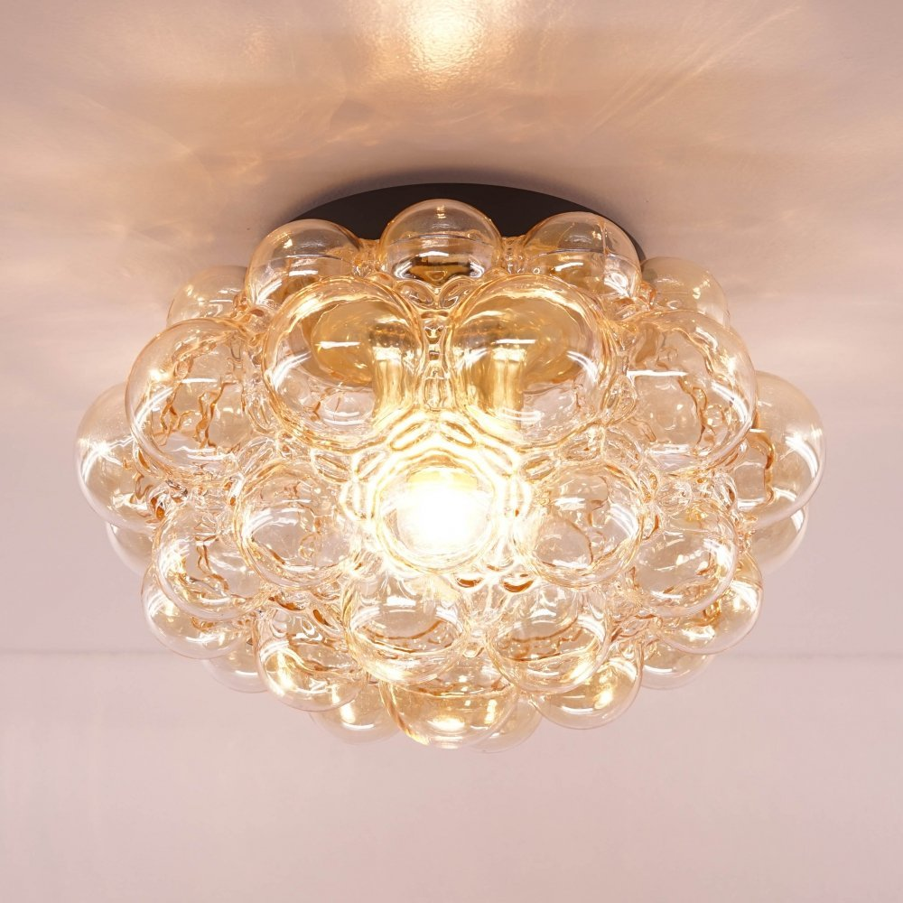 Bubble Flush Mount by Helena Tynell