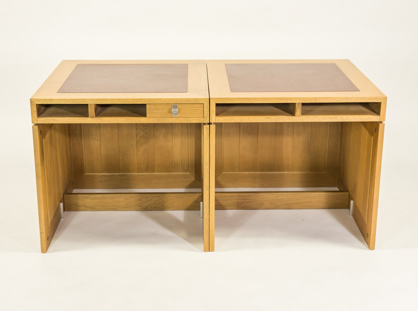 Two console desk by Borge Mogensen for Tage Christensen