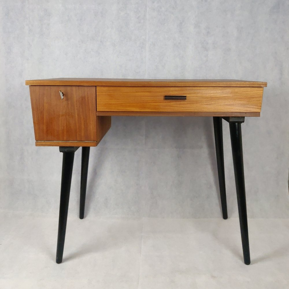 Midcentury small writing desk