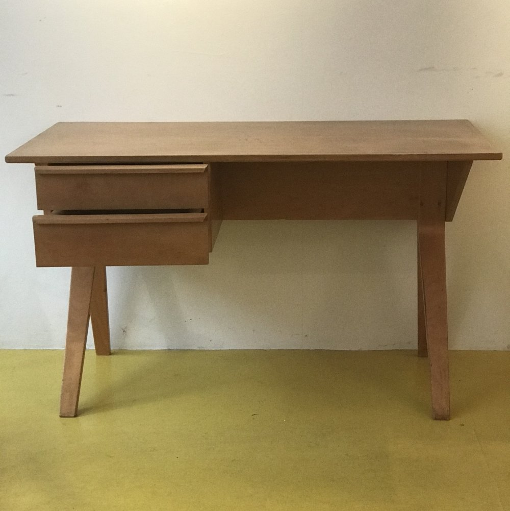 EB02 writing desk by Cees Braakman for Pastoe, 1950s