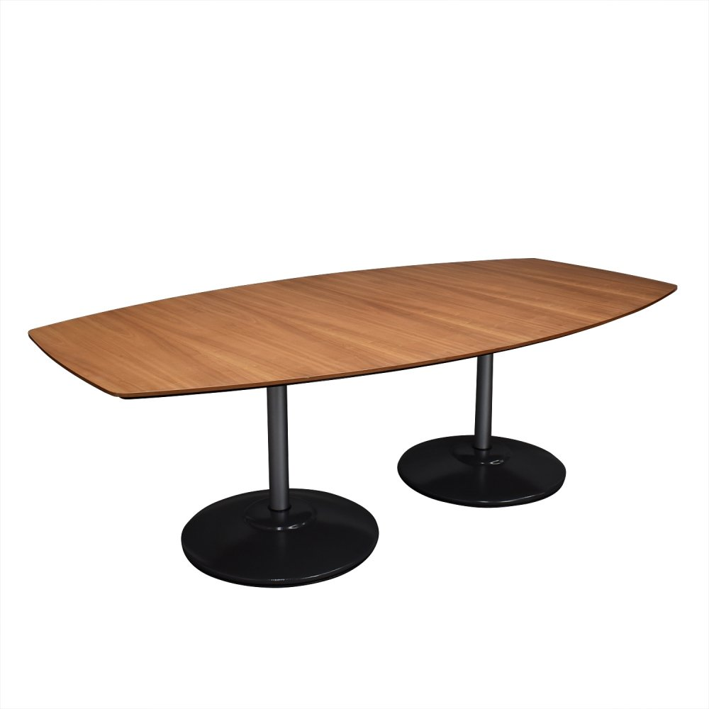 Large Vico Magistretti table for Fritz Hansen, 1990s