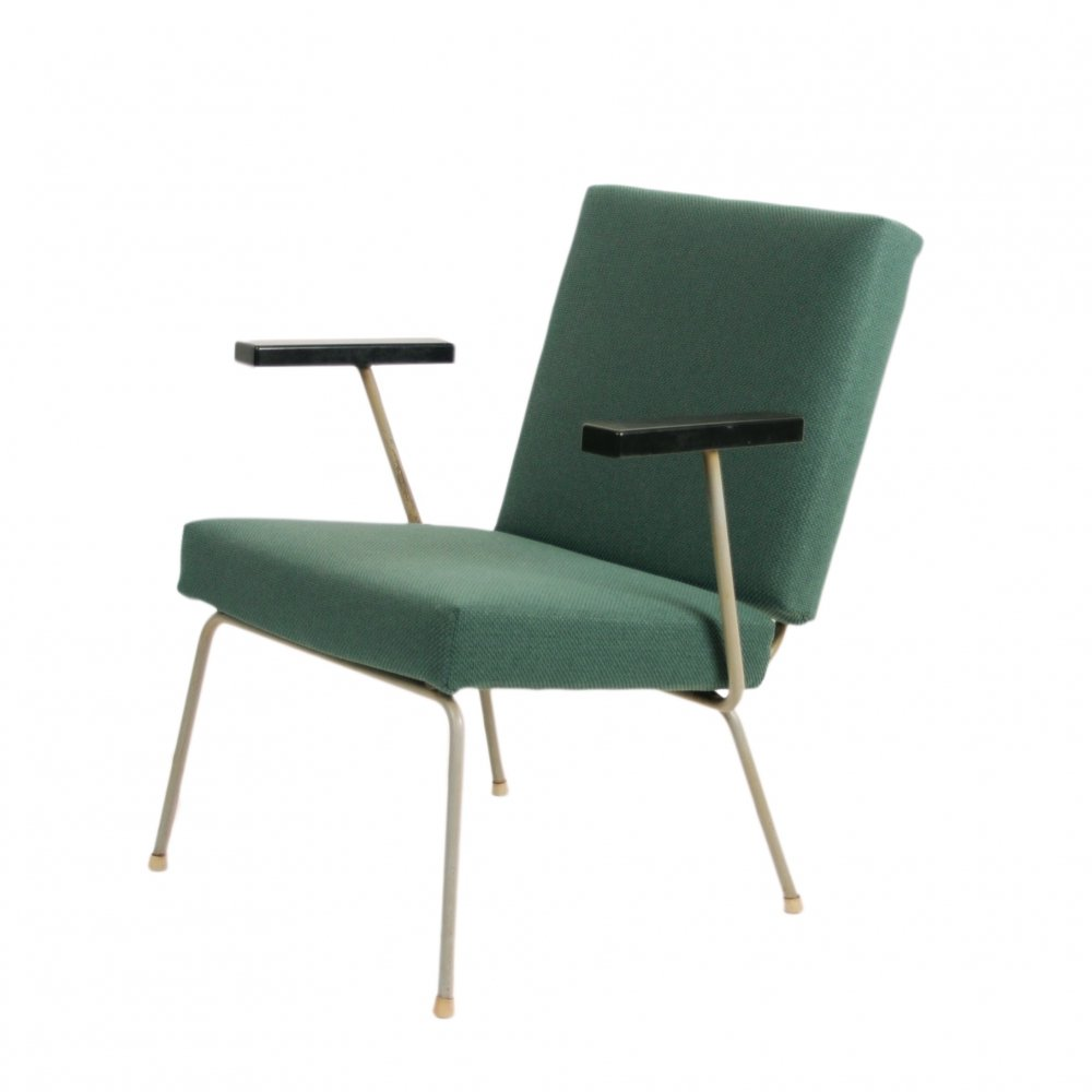 Model 415 Lounge chair by Wim Rietveld for Gispen, 1950s