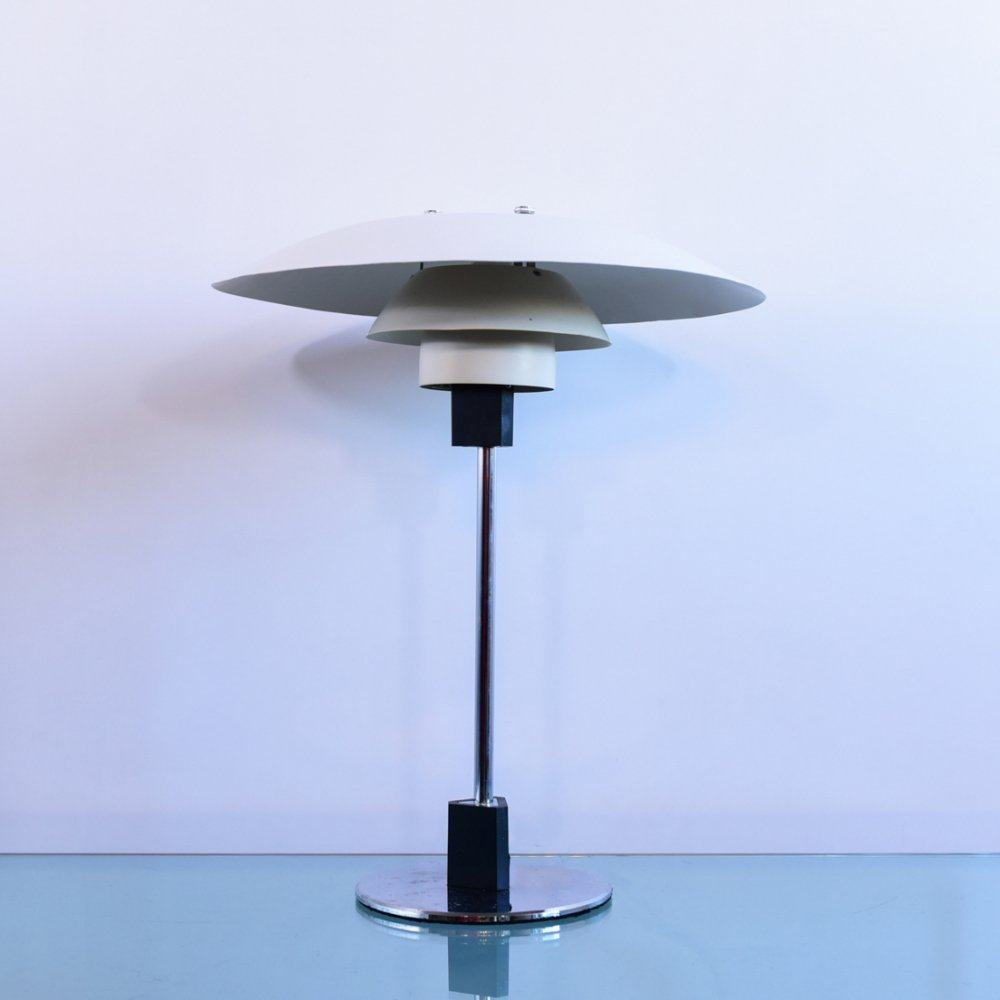 Table lamp PH 4/3 by Poul Henningsen for Louis Poulsen, 1990s