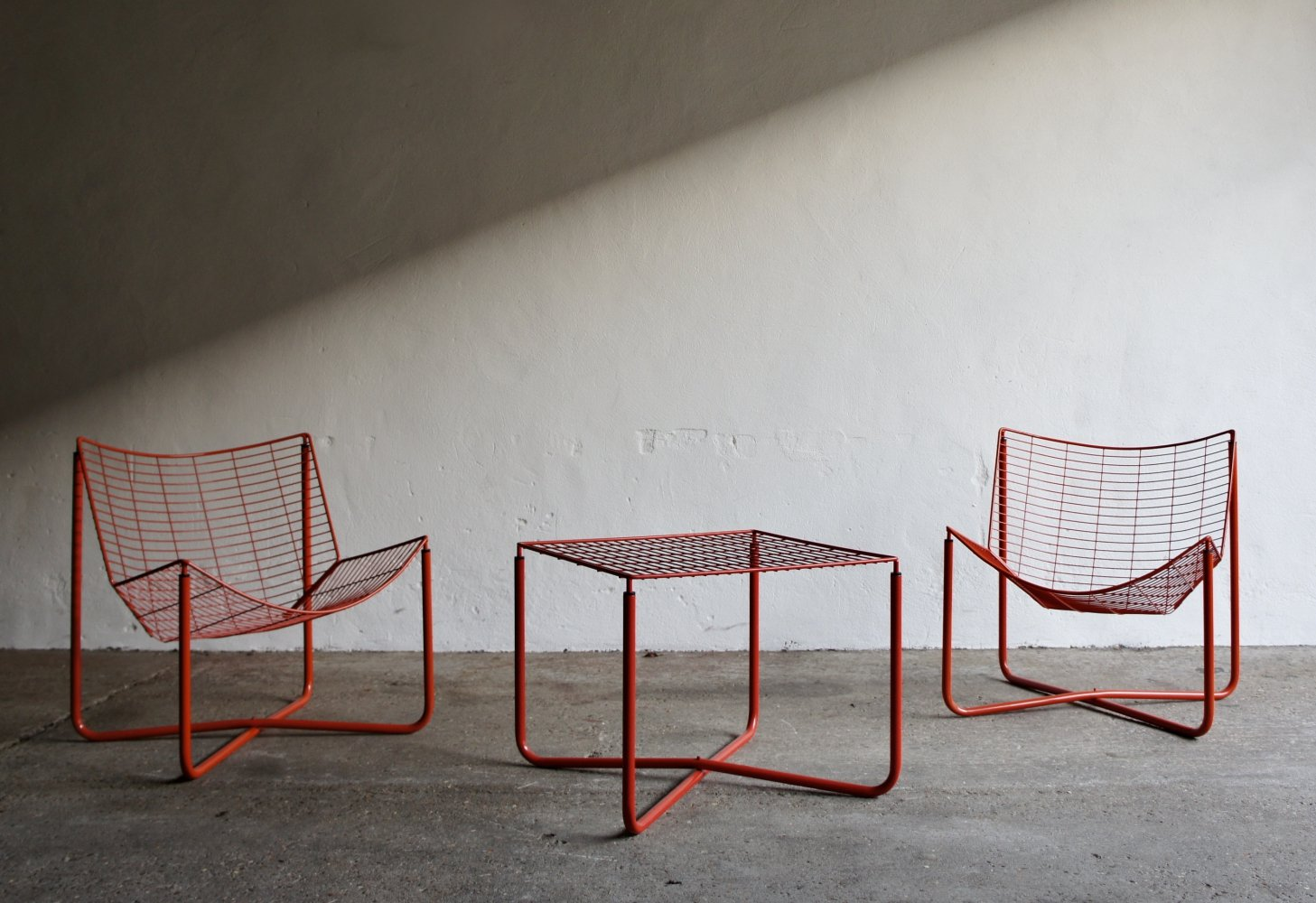 Niels Gammelgaard Jarpen Table And Chair Set