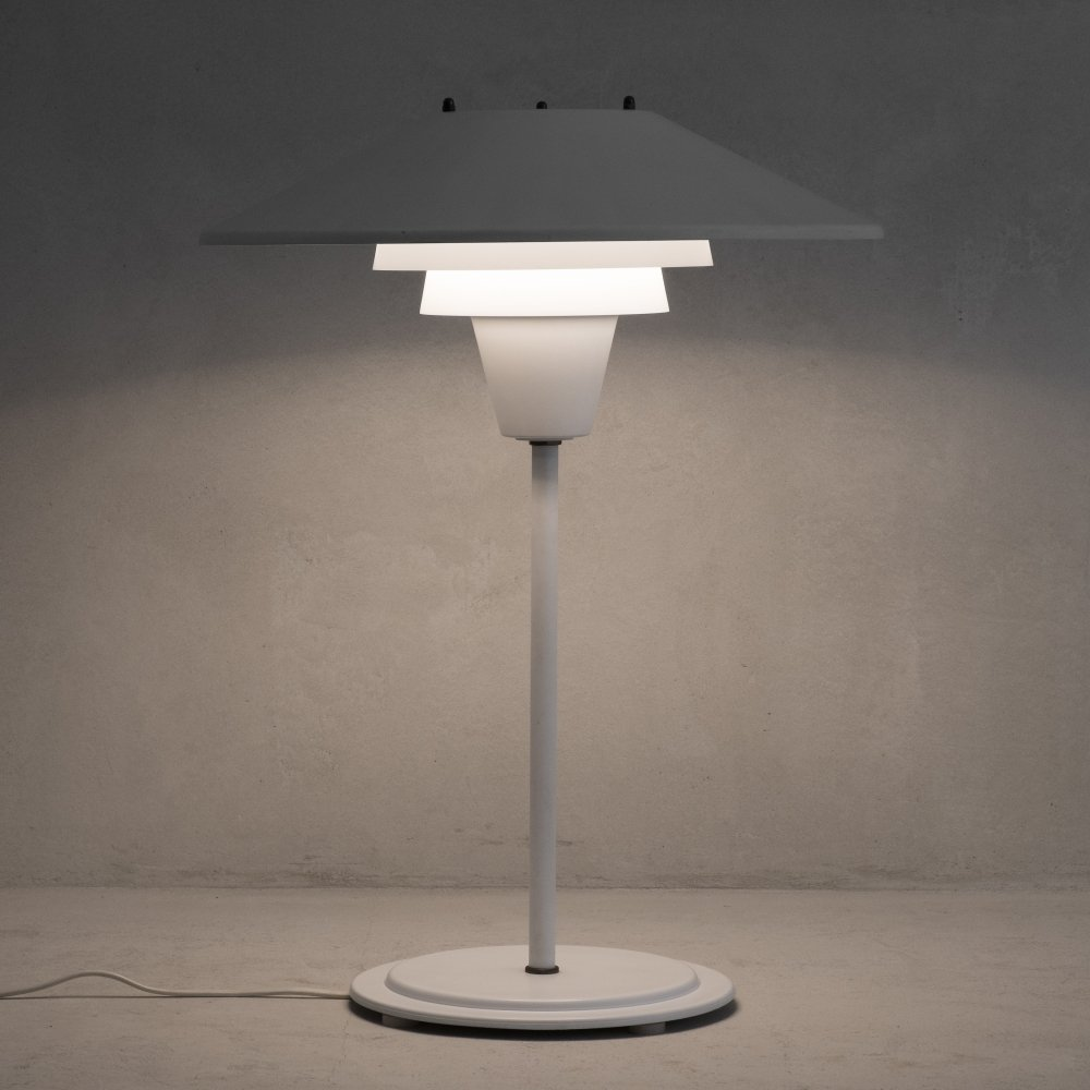 Danish table lamp from Super Light AS, 1970s