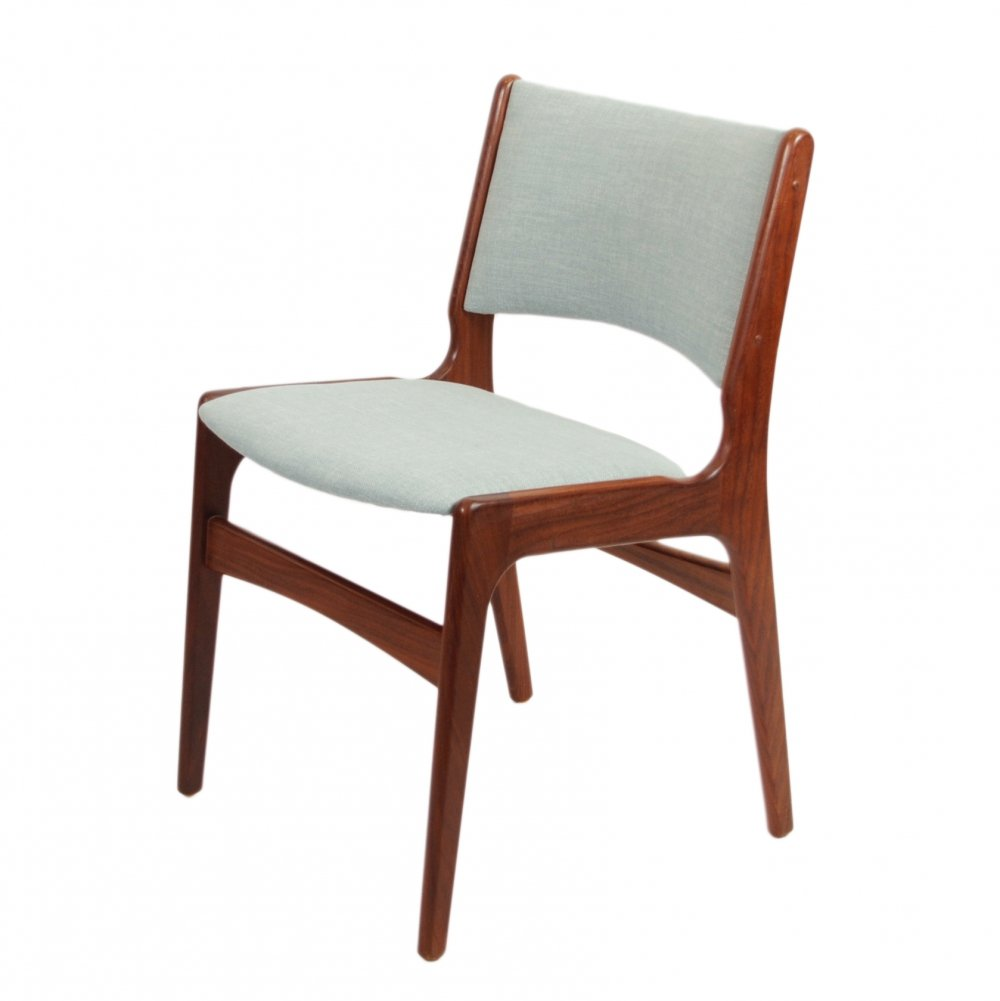 Set of 3 Erik Buch dining chairs by Anderstrup Møbelfabrik, 1960s