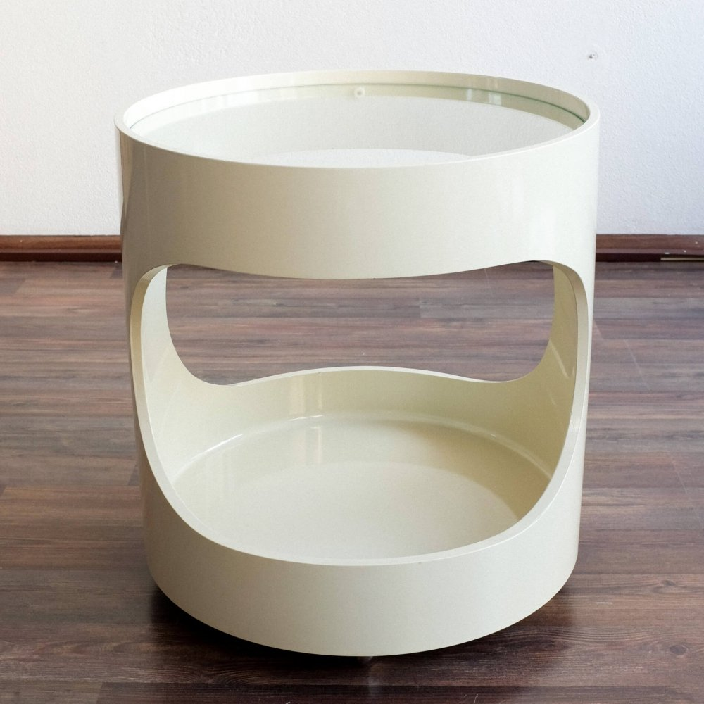 Luna side table by Opal Mobel, 1960s