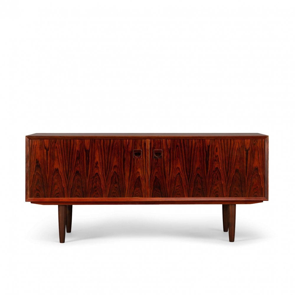Danish Rosewood Sideboard by E. Brouer for Brouer Møbelfabrik, 1960s
