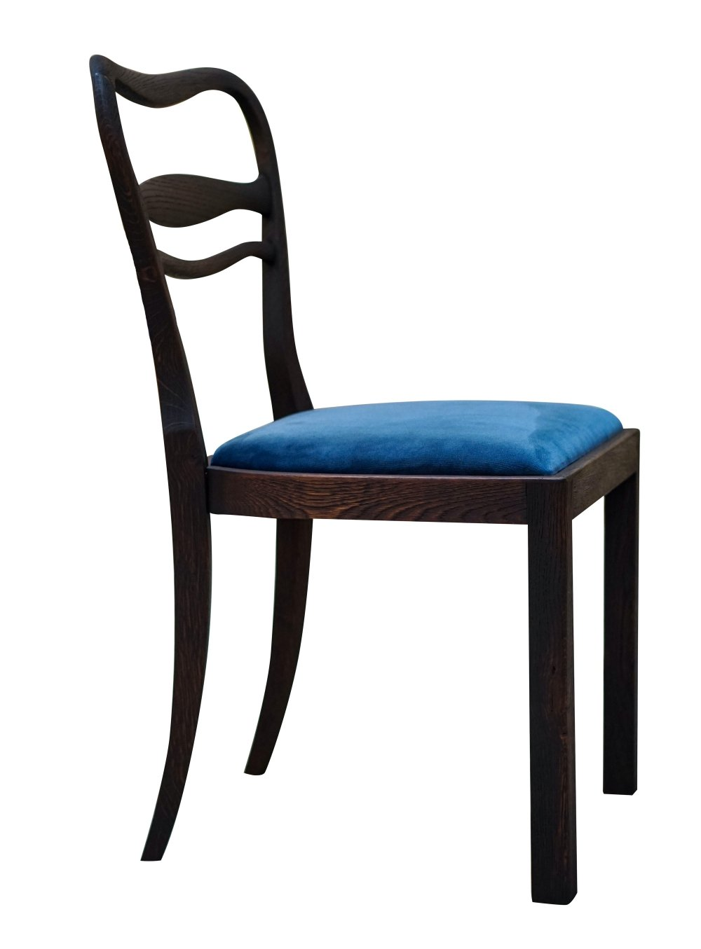 4 x Art deco dining chair, 1930s