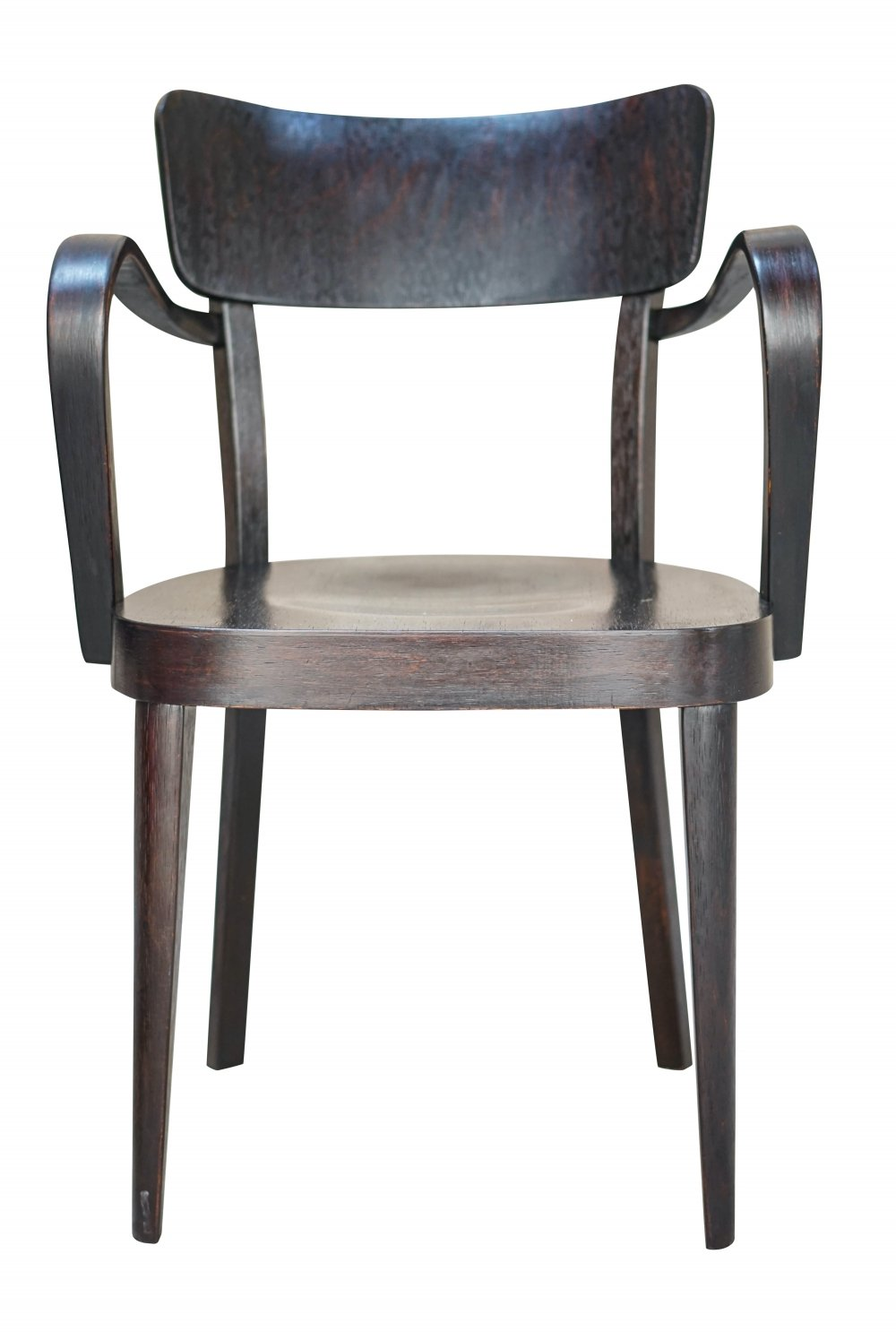 2 x A 524/1 F Thonet chairs, 1950s