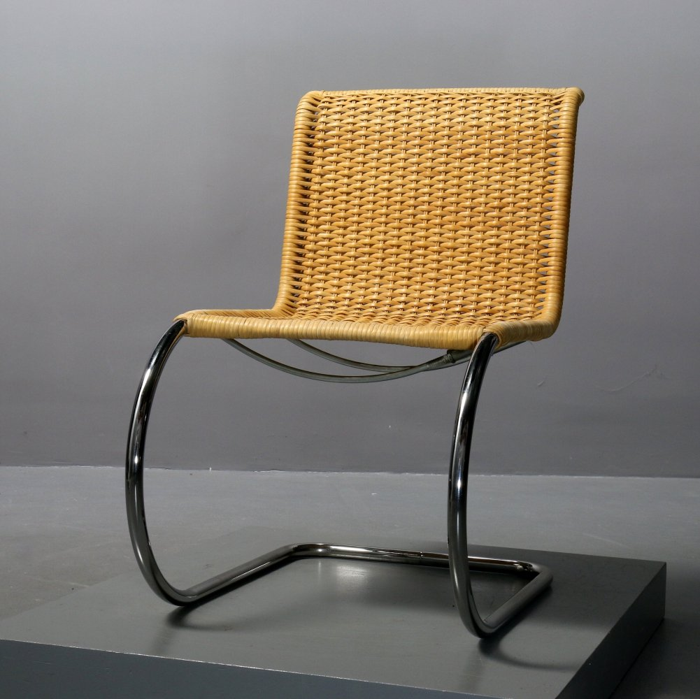 Thonet Chair S 533 by Mies van der Rohe, 1990s