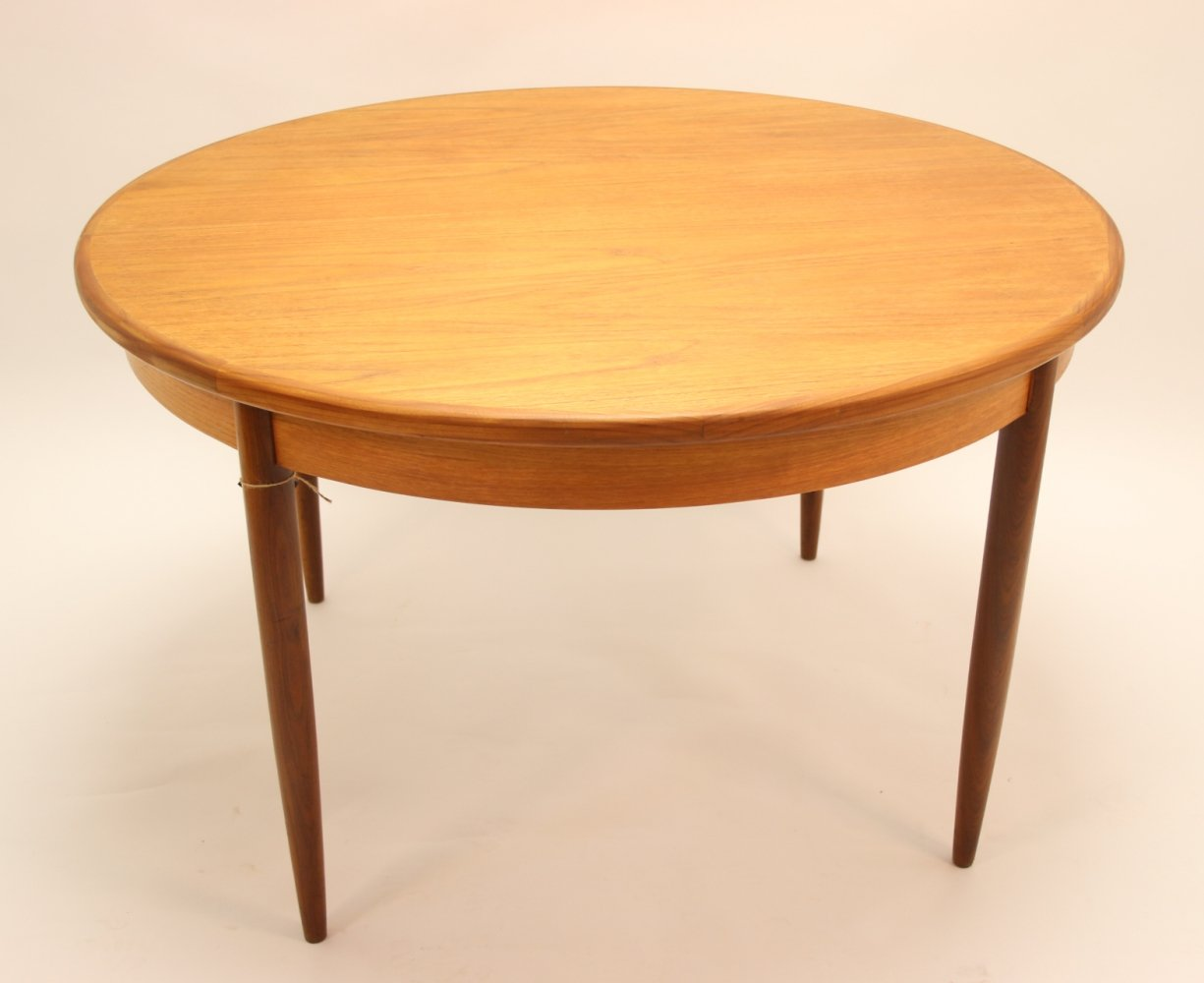 Extendable G Plan Teak wood Dining Table, 1960s