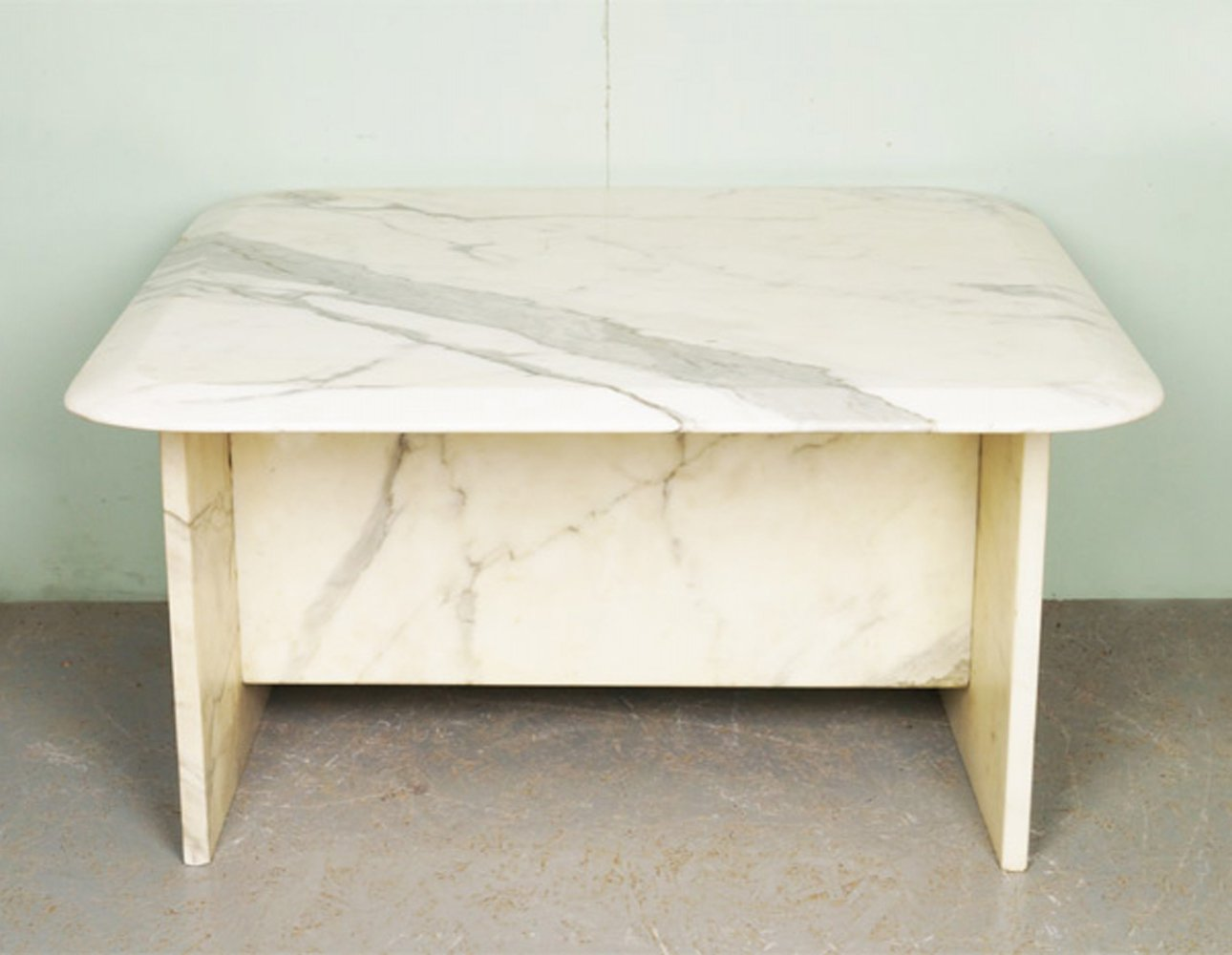 Vintage Marble Coffee Table 1950s 124990