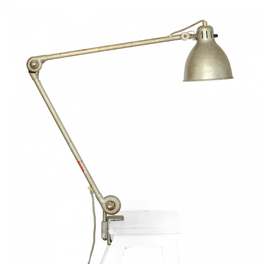 Classic industrial desk lamp