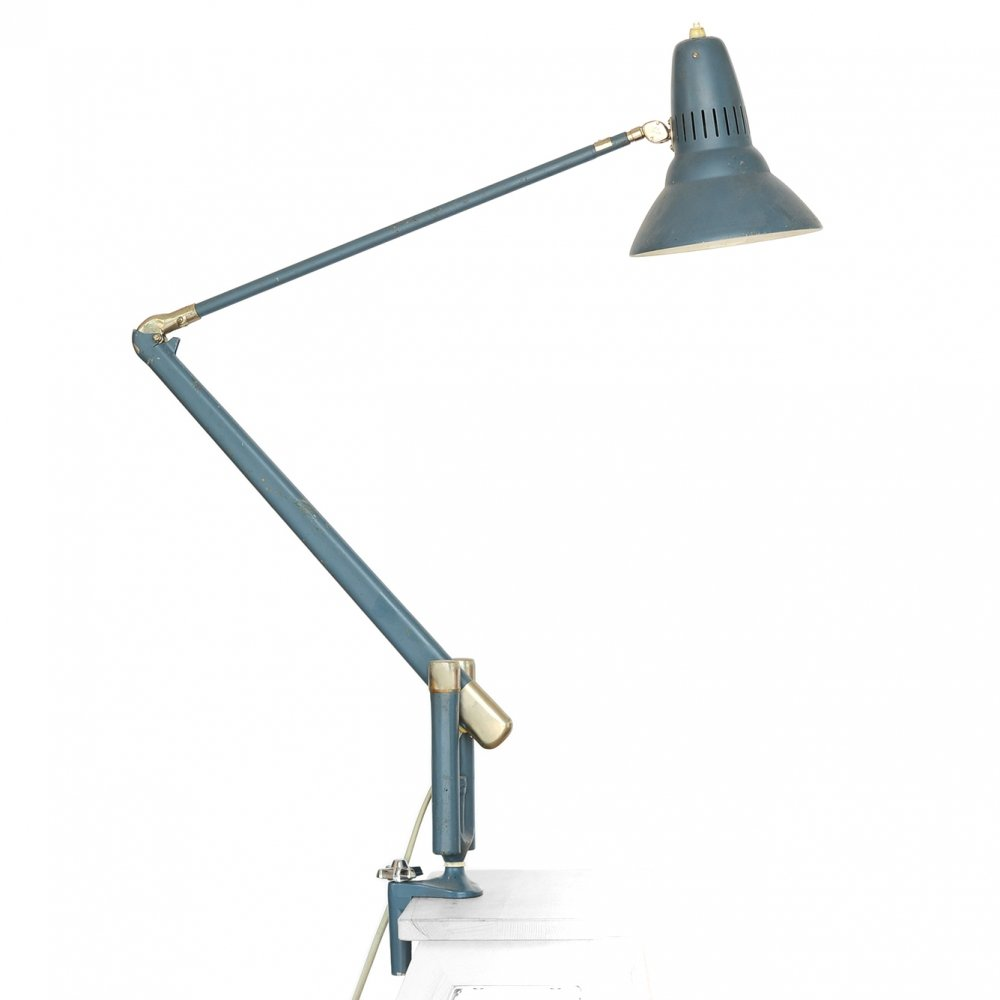 Architect lamp from ASEA, Sweden 1960s