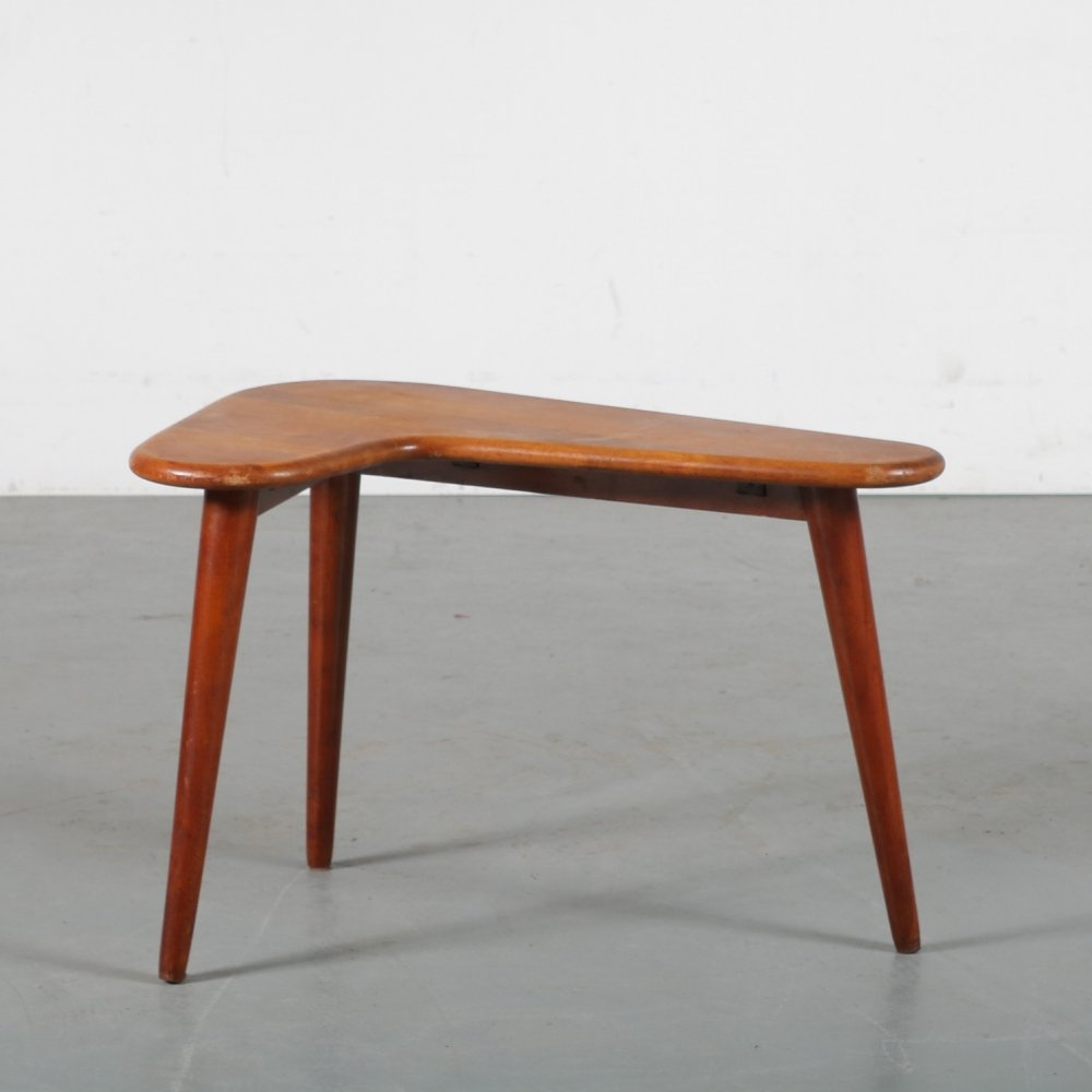 Vintage Boomerang table, the Netherlands 1950s
