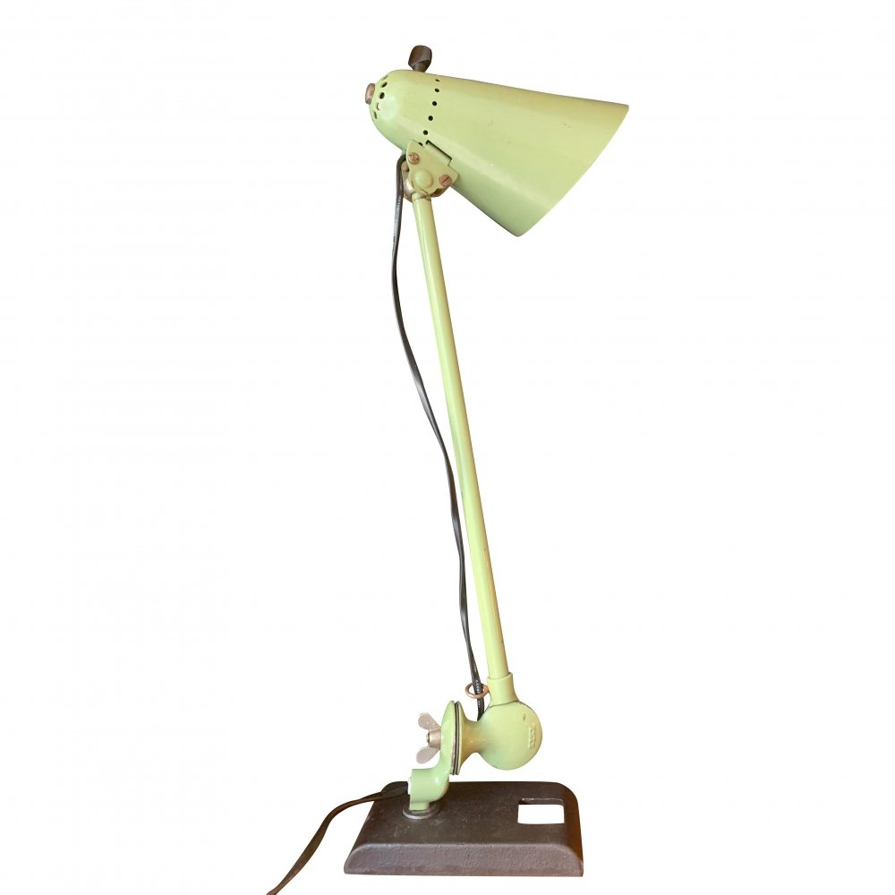 ISIS West Germany desk lamp, 1930s