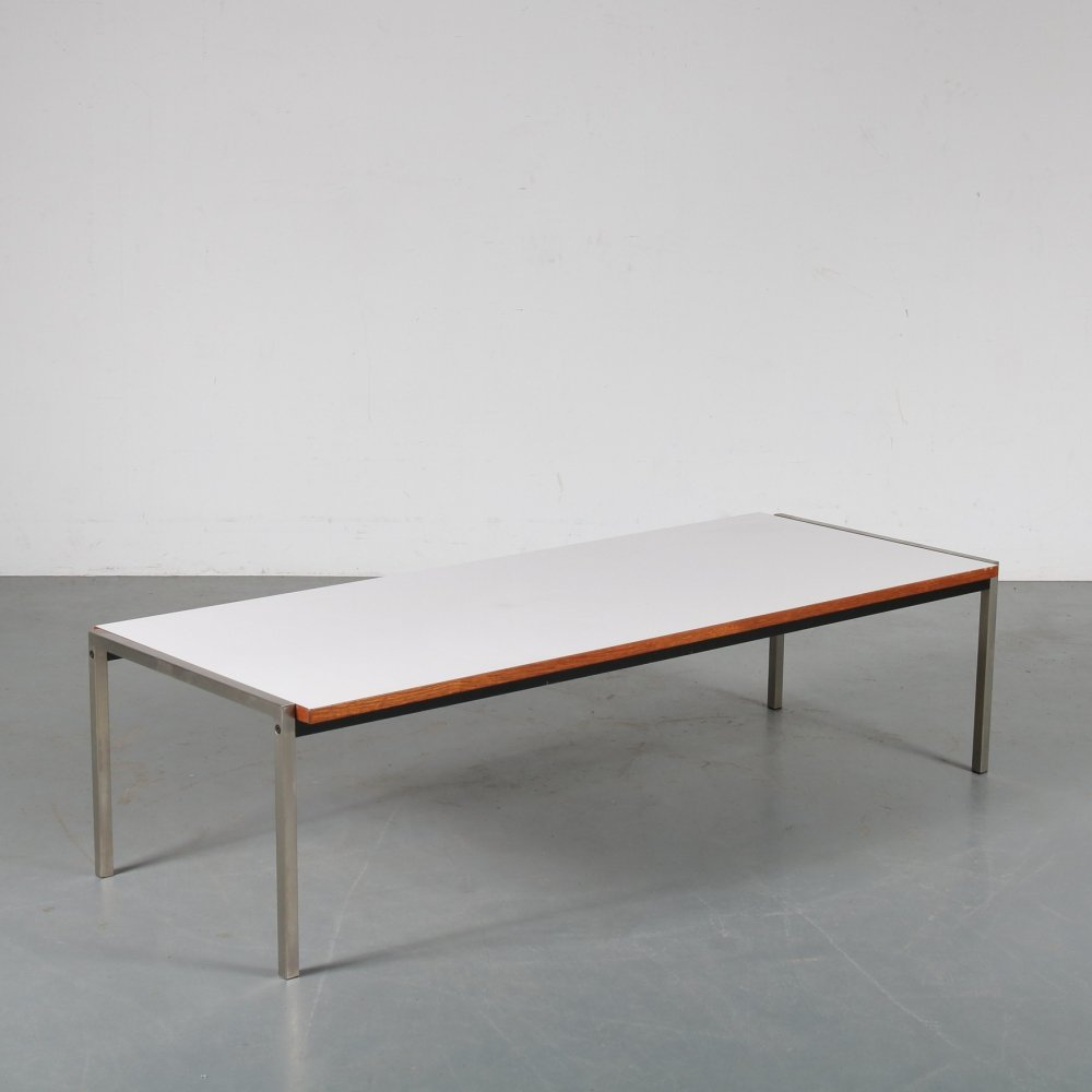 Reversible top coffee table, the Netherlands 1960s