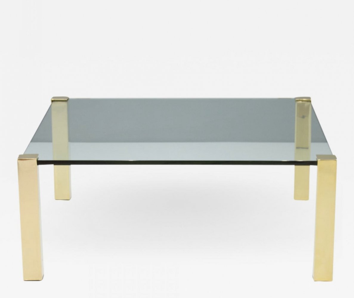 Peter Draenert Sokrates Coffee Table, 1970s