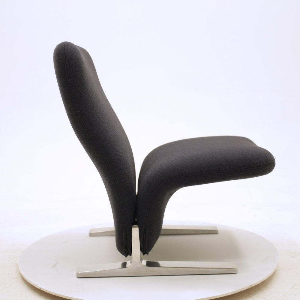 Concorde F780 lounge chair by Pierre Paulin for Artifort, 1960s