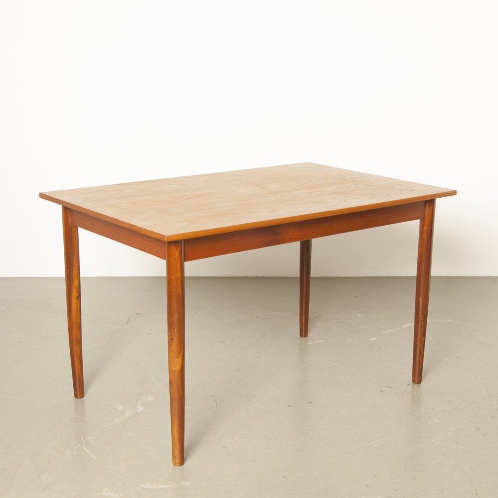 Extending Dining Room Table 1950s