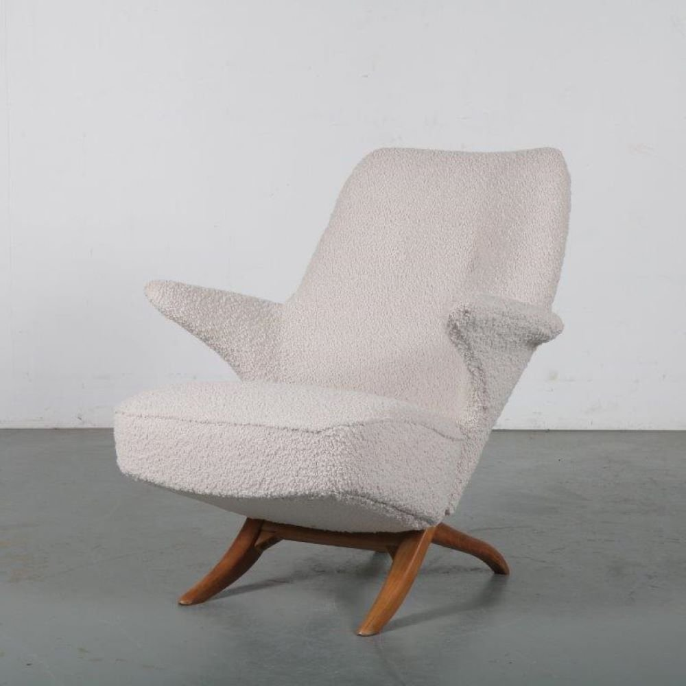 1950s Penguin chair by Theo Ruth for Artifort, Netherlands