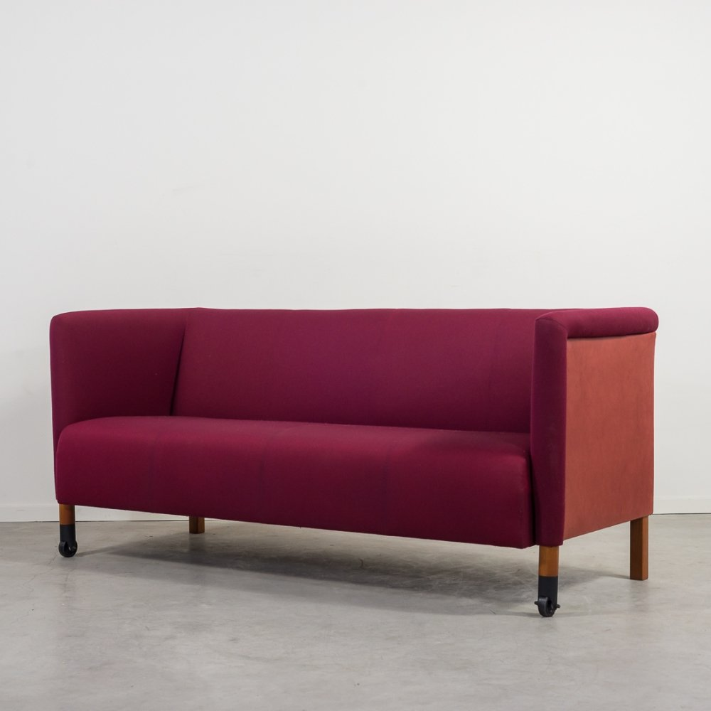 Swedish Modern sofa by Karl Erik Ekselius for JOC