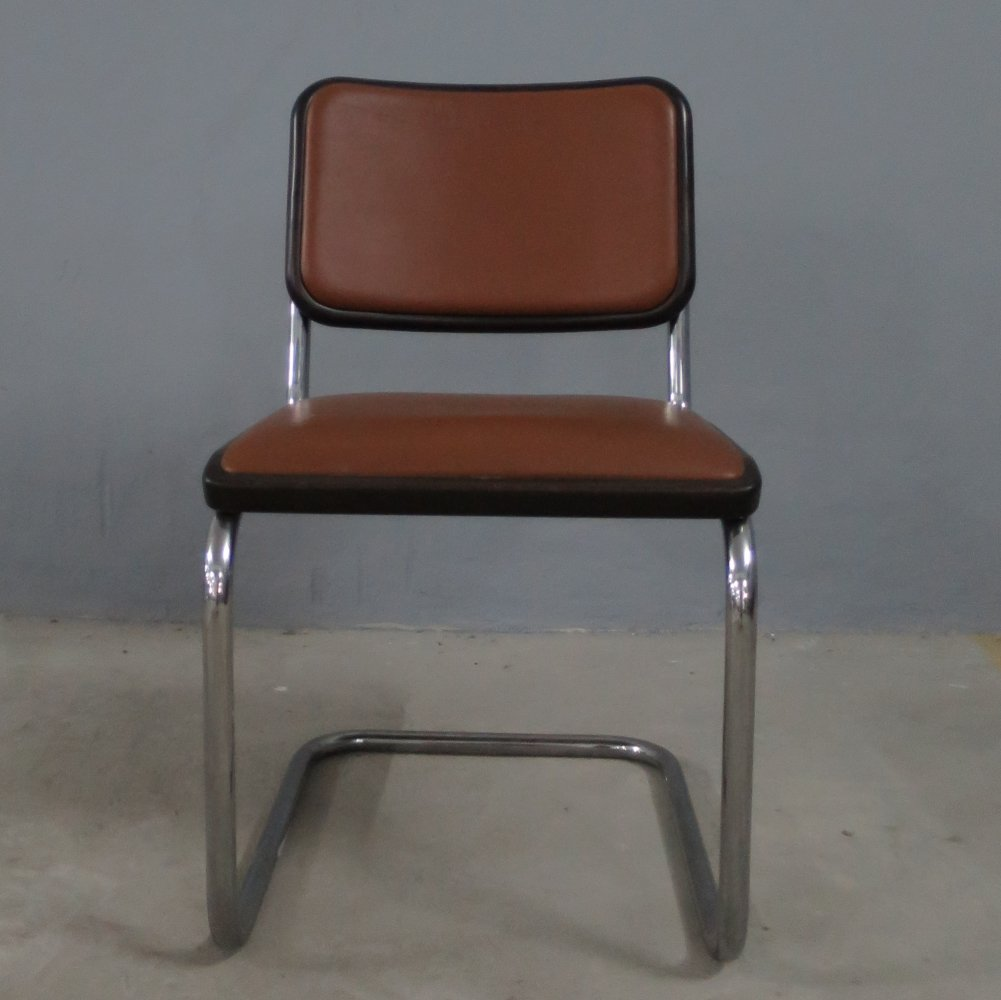 Model S32 Chair by Marcel Breuer for Thonet, 1990s