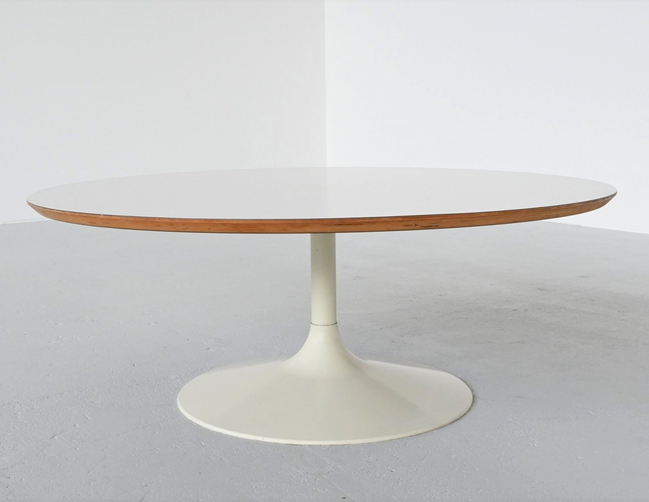 Pierre Paulin Circle coffee table for Artifort, Netherlands 1960