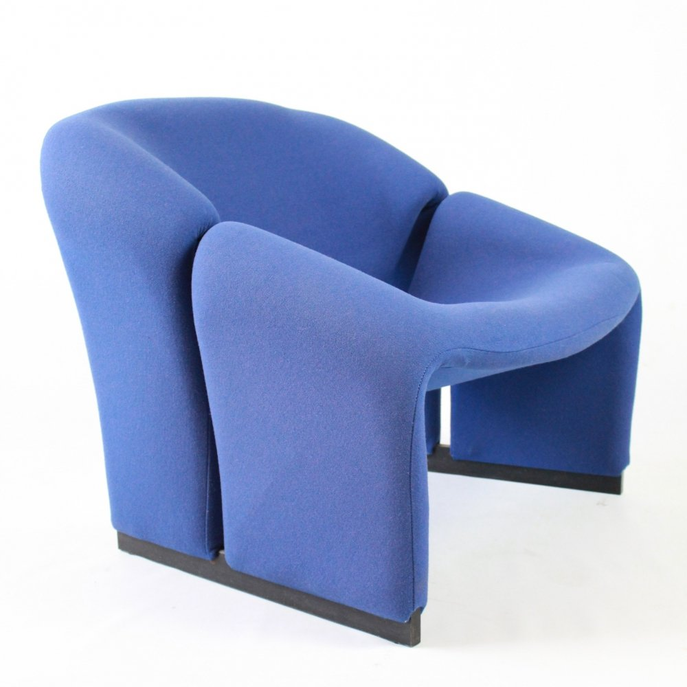 Early edition Groovy chair by Pierre Paulin for Artifort, 1960s