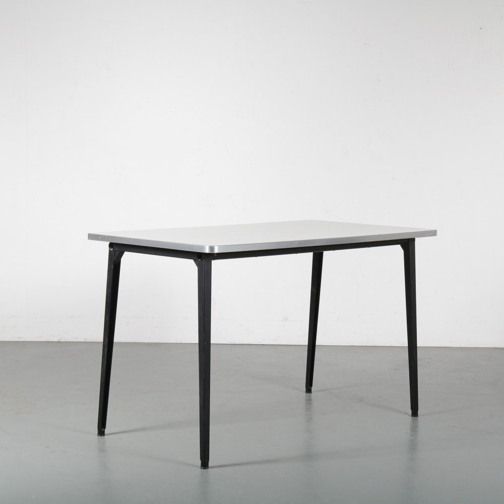 Dining table by Friso Kramer for Ahrend / de Cirkel, the Netherlands 1950s