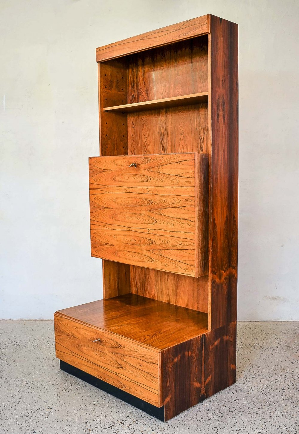 Rio Rosewood Wall Unit, 1960