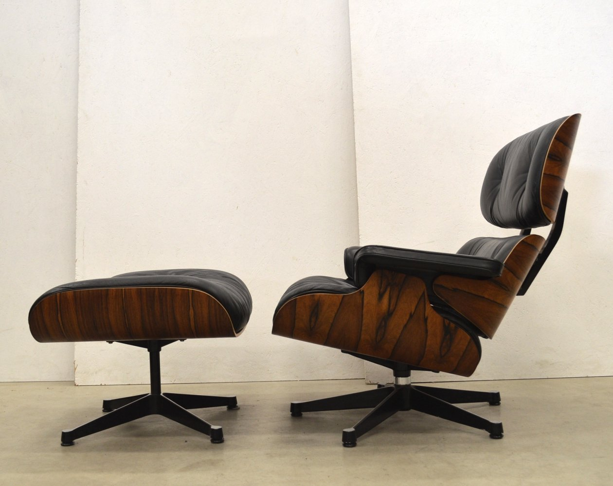 Lounge chair by Charles & Ray Eames for Vitra, 1980s