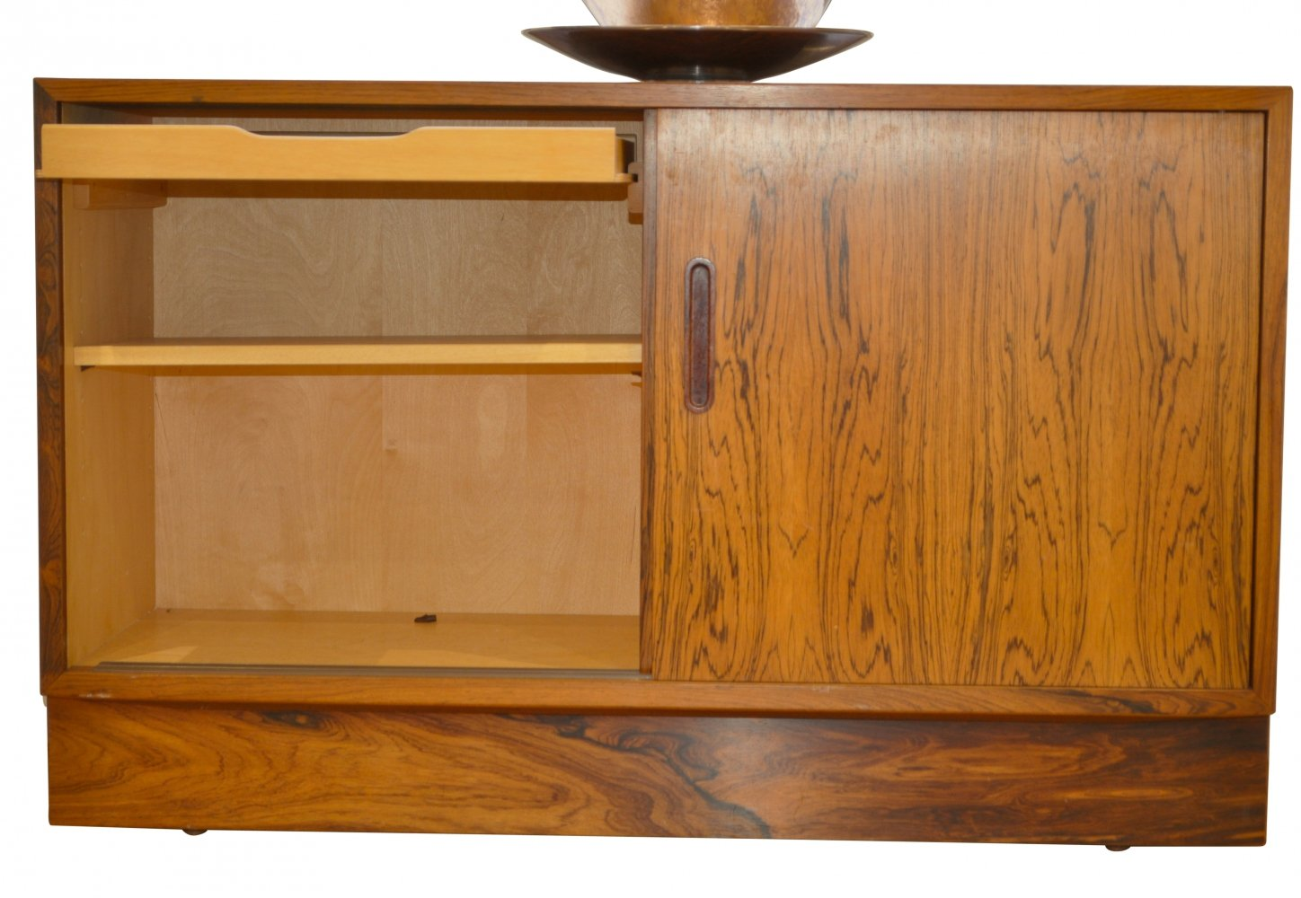 Rosewood Sideboard by Poul Hundevad