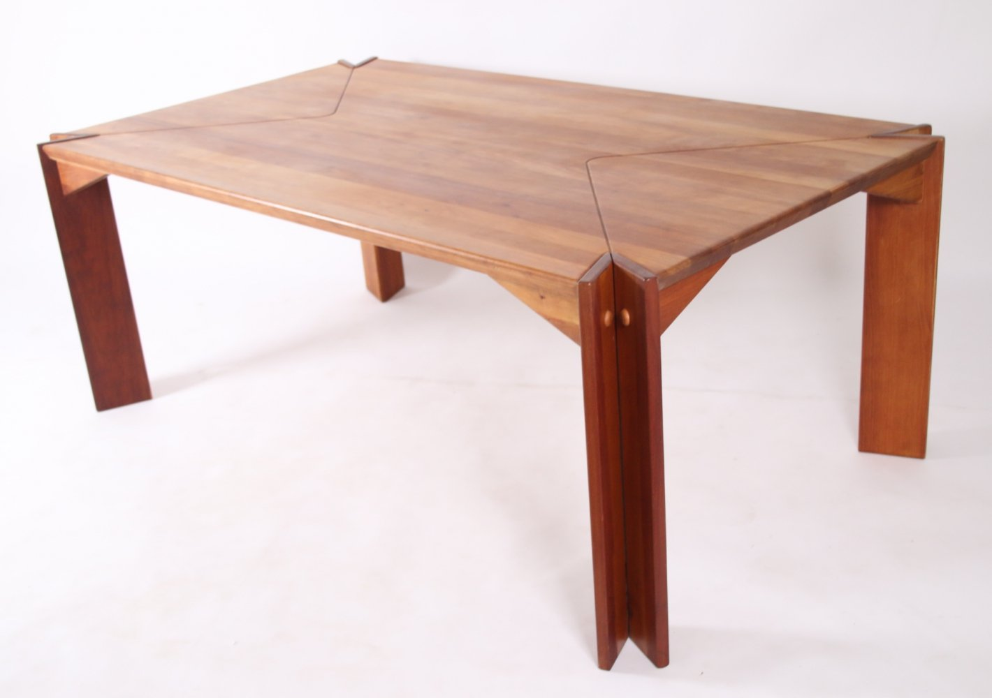 Swedish coffee table in teak, 1960s