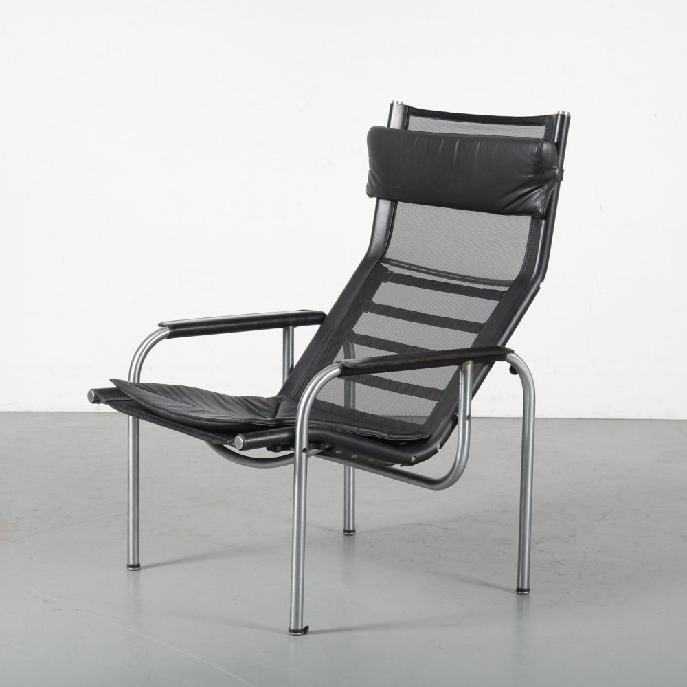 1960s Hans Eichenberger easy chair for Strässle, Switzerland