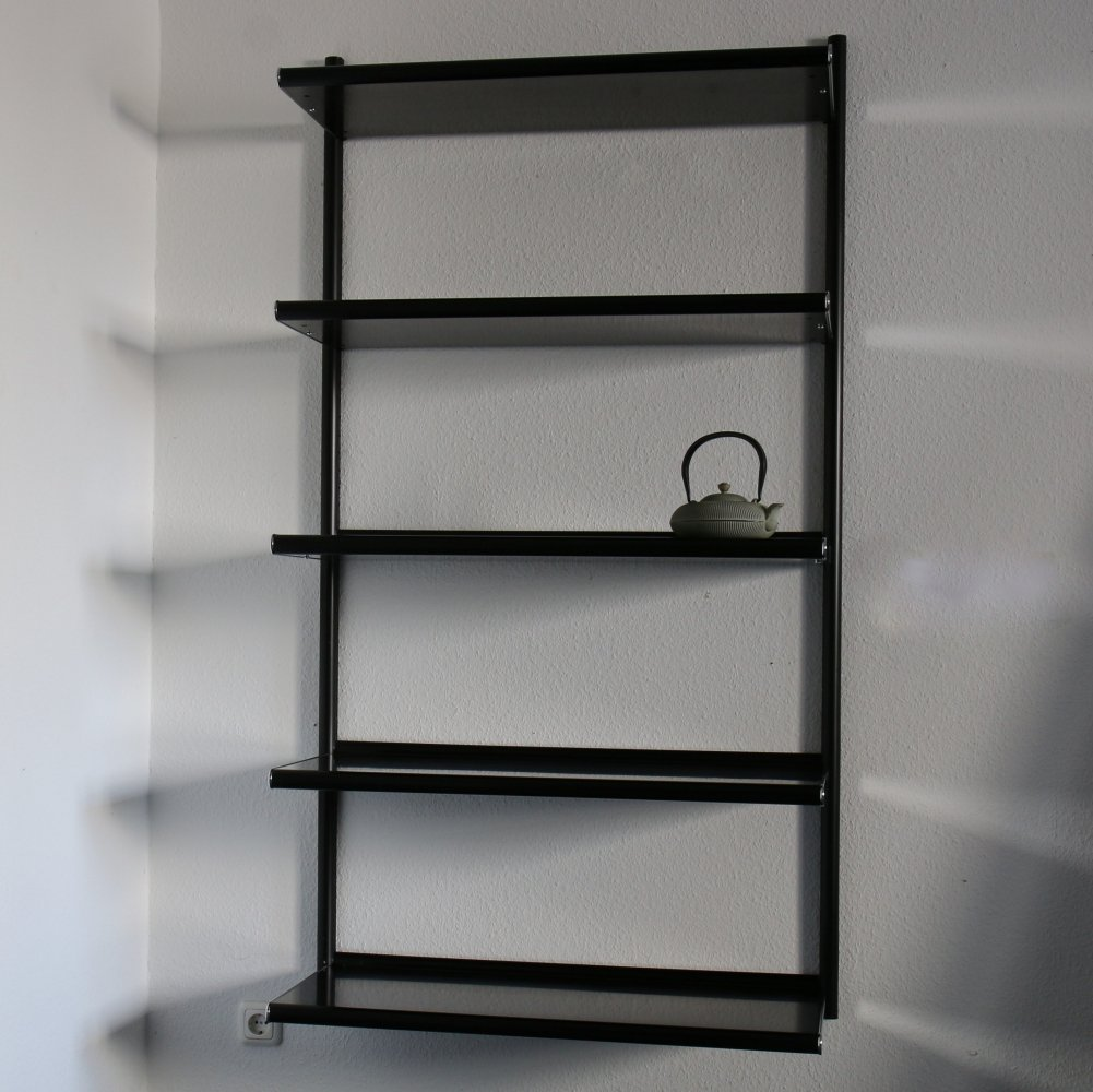Wingset Shelving System by Otto Zapf for Vieler, Germany
