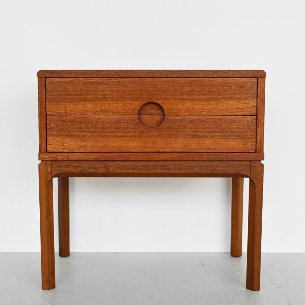 Kai Kristiansen chest of drawers by Aksel Kjersgaard, Denmark 1960