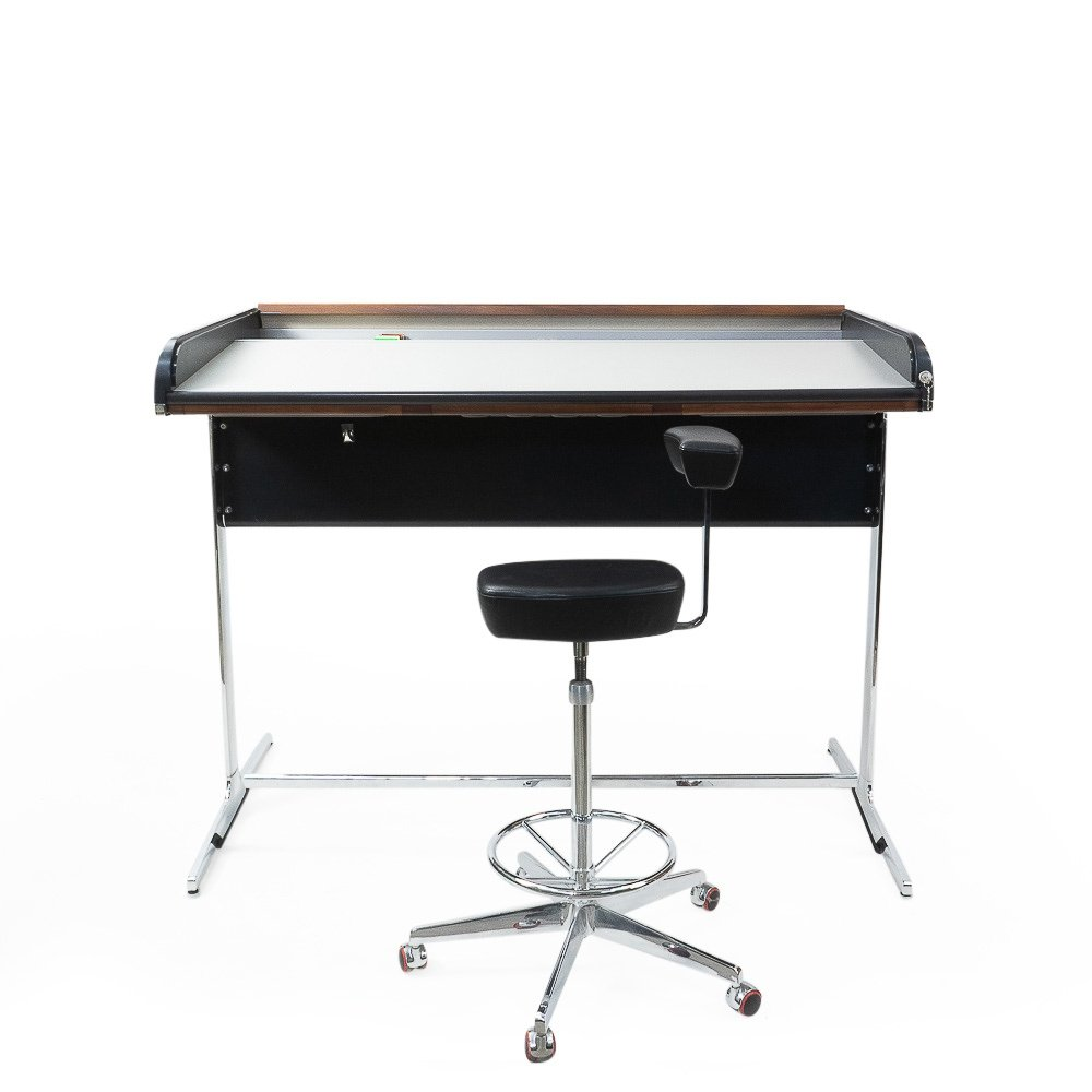 Action Office Standing Desk by George Nelson, 1960s