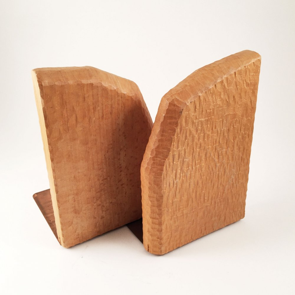 Anthroposophical bookends, 1970s